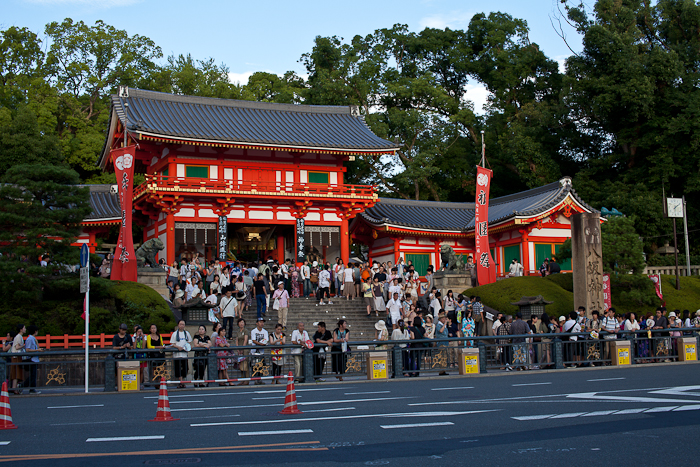cultuer kyoto  祇園祭(宵山)