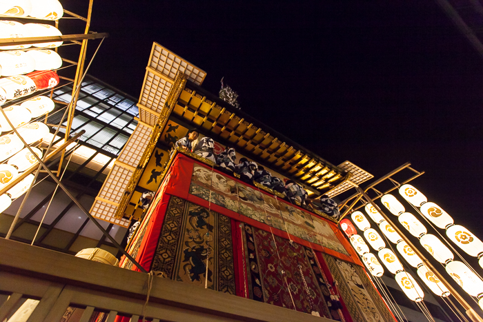 cultuer kyoto  2014祇園祭(宵々山)